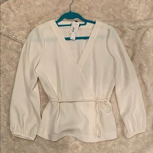 J. crew never been worn blouse size 6